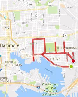 Run (route)